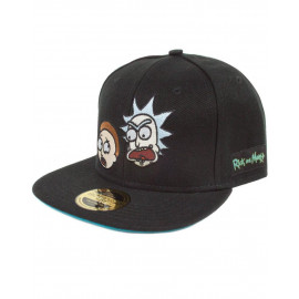 Snapback Rick & Morty Yelling