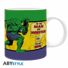 Marvel The Hulk Vintage Mug