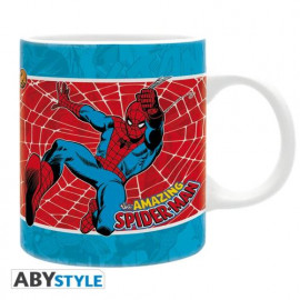 Marvel Spiderman Vintage Mug