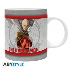 One Punch Man Mug