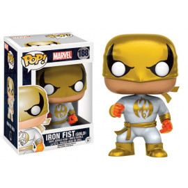 Marvel - Iron Fist Gold